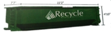 Toledo, OH Dumpster Rentals: Roll Off Dumpsters | Recycle Waste Services - 20-yrd-dumpster