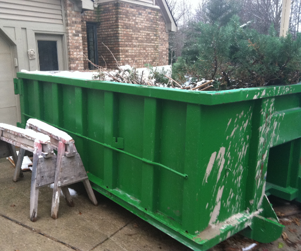 Toledo, OH Dumpster Rentals: Roll Off Dumpsters | Recycle Waste Services - IMG_0117