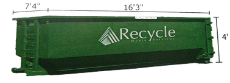 Toledo, OH Dumpster Rentals: Roll Off Dumpsters | Recycle Waste Services - dumpster